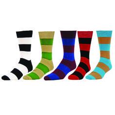 b-ella-Jeffrey-Mens-Cotton-Crew-Sock