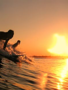 The best feeling, just as the swell grows, and you feel it below you, pushing and off you go! Nirvana