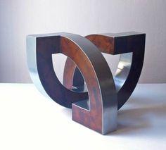 Pole And Chair Dancing Classes Metal Art Sculpture, Steel Sculpture, Abstract Sculpture, Wall Sculptures, Soapstone Carving, Urban Decor, Steel Art, Bronze, Creative Artwork