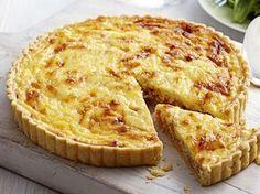 Французский соленый пирог, рецепт пирога Киш лорен - Я Покупаю