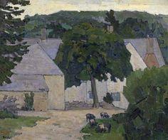 Your Paintings - Robert Polhill Bevan paintings