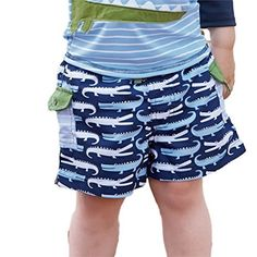 #beachaccessoriesstore Mud Pie Mens Gator Swim Trunks (Infant/Toddler): We are now selling the popular Mud Pie Mens… #beachaccessoriesstore