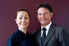 Tanja Grandits und René Graf Grandits aus dem Stucki in Basel