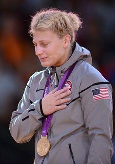 Kayla Harrison - Judo   My new hero