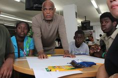 To '60s Civil Rights Hero, Math Is Kids' Formula For Success : Code Switch : NPR