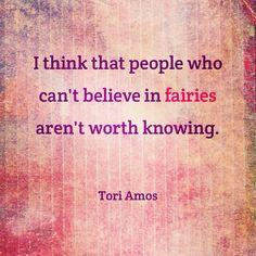 Tori Amos: Fairies