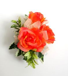 Image result for garden roses corsages for wedding