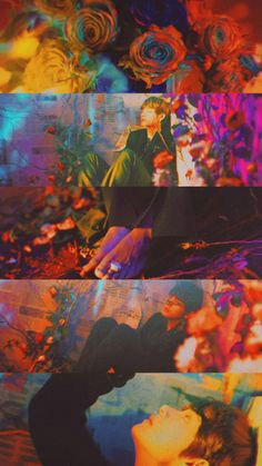 #BTS (방탄소년단) LOVE YOURSELF 轉 Tear 'Singularity' Comeback Trailer #TAEHYUNG