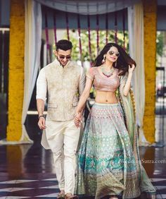 "4,937 Likes, 29 Comments - Ashwin & Jhalak (@shadesphotographyindia) on Instagram: ""Bridal diaries @weddingsutra Bride's outfit @anitadongre Groom's outfit @anitadongre Makeup & Hair…"""