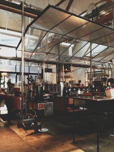 Intelligentsia coffee, Venice CA