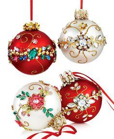Mark Roberts Bejeweled Ornament