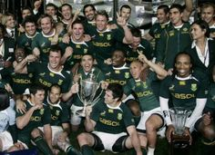 springboks!!! Rugby Players, African History, Green And Gold, Hilarious, Memories, Places, Sports, Beautiful, Memoirs