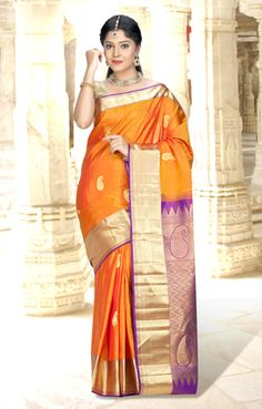 Our collections - Bridal sarees, Soft kanchi pattu.