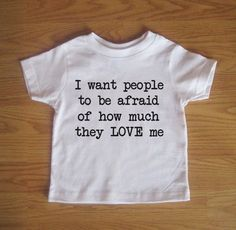 I don't ever pin baby stuff, but this is so perfect.