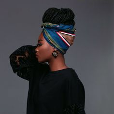 Cee Cee's Closet NYC | African Print Headwraps and Waistbeads