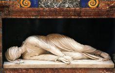Stefano Maderno, St. Cecilia, S.Cecilia in Trastevere, Rome, 1600.