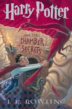 116. Harry Potter and the Chamber of Secrets by J.K. Rowling