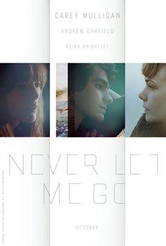 Never Let Me Go, poster by  Neil Kellerhouse