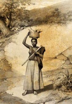 História & Outras Histórias: Com Que Frequência os Escravos Mudavam de Roupa