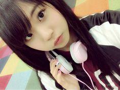 """いっし〜さんのツイート: """"@Aya_HiguChi7 ヘッドホン女子すち"""" #headphones"""