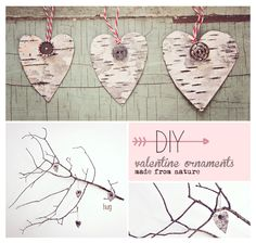 DIY Valentine Ornament