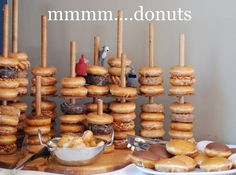 Hey, I found this really awesome Etsy listing at https://www.etsy.com/listing/482368693/wedding-donut-stand-donut-bar-donut