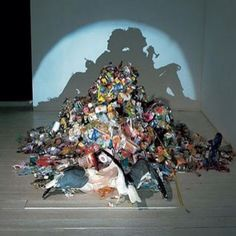Rubbish Art
