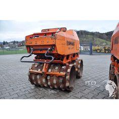 Gebrauchter #Grabenverdichter  http://www.ito-germany.de/kaufen/rammax   Modell #Rammax RW 1504 @itogermany  #baumaschine #orange #grabenwalze #trencher #Odenwald #Lautertal #Hessen #Baustelle #Fahrzeug #Heavyequipment #machinerytrader #used