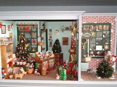 Poppenhuis en miniatuur collectie van Marja KeukerDollshouse and miniature collection of Marja Keuker