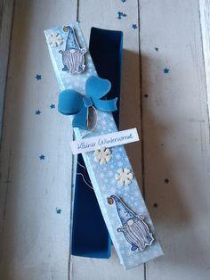 Kreativ am Deich : ...eine große lange Box... Goodies, Basteln, Sweet Like Candy, Sweets