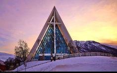 arctic cathedral tromso norway - Recherche Google