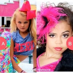 Jojo or asia? Click here to vote @ http://getwishboneapp.com/share/4705360