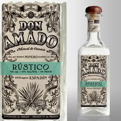 Made using traditional earthen ovens and ceramic stills, this mezcal is old-school.