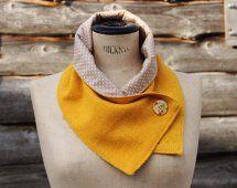 Harriet Hoot Bespoke Harris Tweed Scarves & Accessories