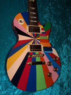 Famous Guitar Replicas from the Rocky Fender Stratocaster to The Fool Gibson SG to Cool Originals! Welcome to Burger Guitars! Sg Guitar, Music Guitar, Cool Guitar, Playing Guitar, Acoustic Guitar, Art Music, Gibson Guitars, Bass Guitars, Fender Guitars