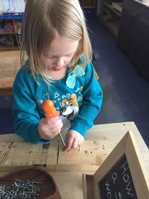 Physics in Kindergarten? This is why play is so important in Early Childhood Education! How else could children begin to have a. Kindergarten Science, Preschool Learning, Learning Centers, Nursery Activities, Toddler Activities, Group Activities, Early Childhood Activities, Early Childhood Education, Eyfs Classroom
