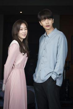 Lee Min, Seo Hyun Jin, Jae Lee, Kdrama Actors, Beauty Inside, Korean Actors, Korean Dramas, Blonde Color, Lee Jong Suk