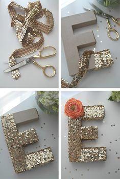 Diy Crafts For Home Decor, Diy Resin Crafts, Diy Crafts For Gifts, Diy Craft Projects, Creative Crafts, Decor Diy, Diy Birthday Decorations, Handmade Decorations, Diy Tumblr