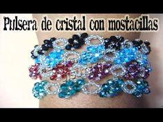 Summer Bling Bracelet Tutorial - YouTube