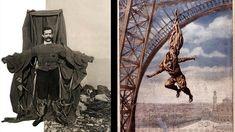 Un mort à la Tour Eiffel : découvrez cette vidéo qui fait froid dans le dos !