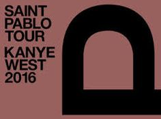 Saint Pablo Tour comes to the AAC September 22nd!