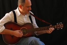 """www.pickingeurope.net: Art & Lutherie """"Ami"""" guitar"""