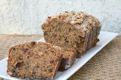 Pumpkin Cranberry Walnut Loaf - use pumpkin bar recipe and add cranberries and walnuts
