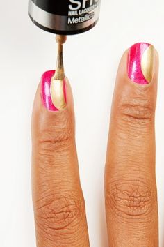 How to get a manicure Sally Draper would l-o-v-e
