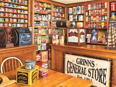 General Store, open and ready for business