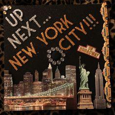 New York City graduation cap!
