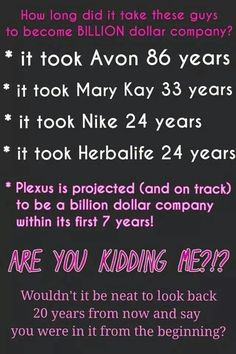 Join & start your own At Home Business Today! Check out the reason to do so @ http://gwenhay.myplexusproducts.com/opportunity