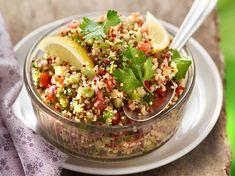 Taboulé quinoa sans cuisson