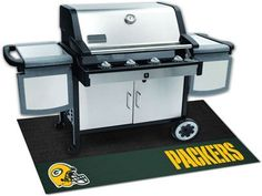 """NFL - Green Bay Packers Grill Mat 26""""x42"""""""