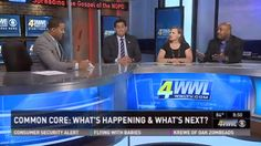 Eyewitness News Weekends: The Common Core Debate | wwltv.com New Orleans. Mercedes Schneider!